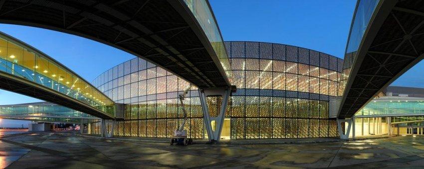 Ouverture du hall d l a roport de toulouse blagnac toulouse immobilier 31 - Aeroport blagnac adresse ...