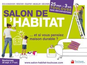 salon habitat Toulouse : Salon de lhabitat du 25 septembre au 3 octobre 2010