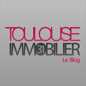 Nouveau logo Toulouse Immobilier 31
