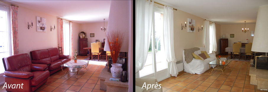 apres home staging Zoom sur le HOME STAGING, ou l'art de mettre en scène la maison.