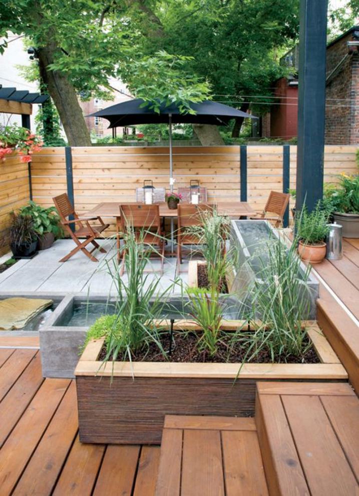 Vous avez un jardin ? un balcon ? misez tout dessus ...